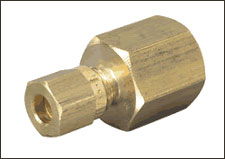 Stud Coupling  Female thread BSPT