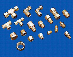 Pipe Fittings Brass Stainless Steel Pipe Fittings